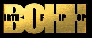 Birth of hip hop logo
