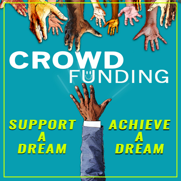 Crowd funding widget