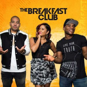 The Breakfast Club Power 105.1 FM