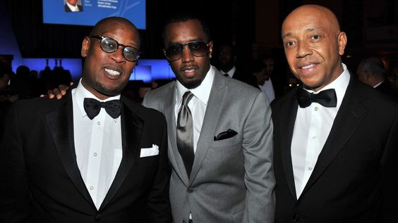 andre harrell russel simmons p diddy