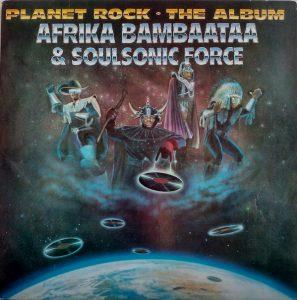 afrika bambaataa planet rock