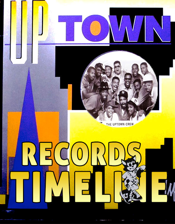 Uptown Records Timeline