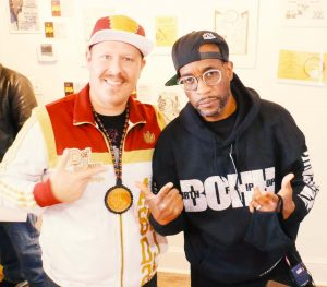 masta ace interview induction