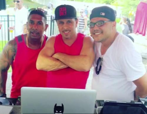 DJ ACE with DJ Cash Money
