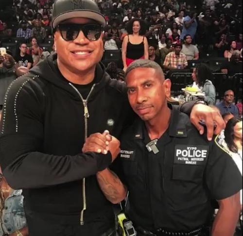 DJ ACE with LL Kool J