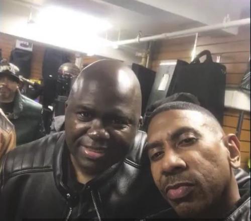 DJ ACE with Grand Wizzard Theodore