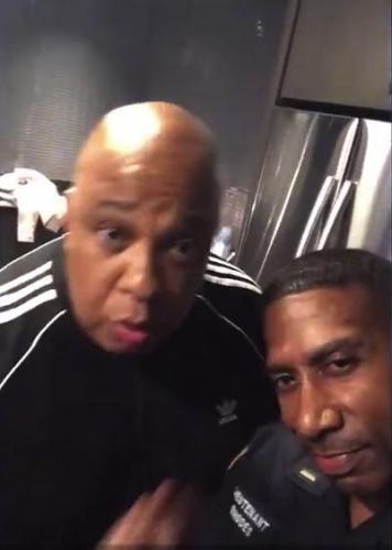 DJ ACE with Rev RUN